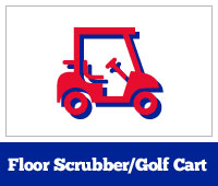 Floor Scrubber/Golf Cart Batteries