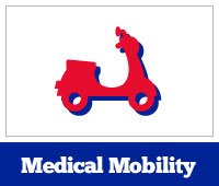Medical Mobility Batteries