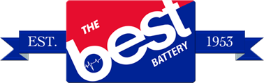 Best Battery Logo